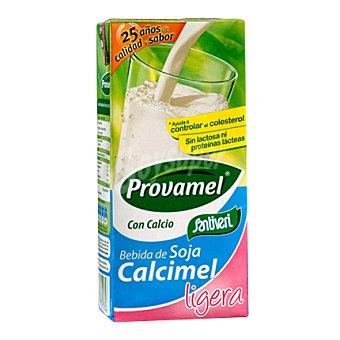 Santiveri Bebida soja calcimel ligera 1 l