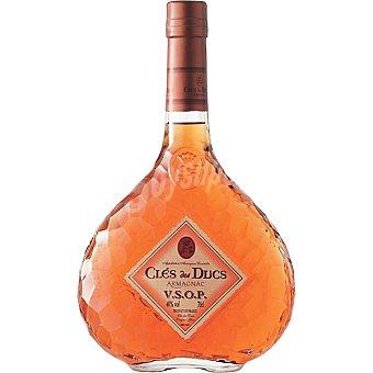 CLÉS des DUCS Coñac V.S.O.P. Armagnac Botella 70 cl