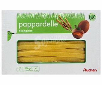 AUCHAN Pasta al huevo Pappardelle 250 Gramos