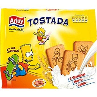 Arluy Galletas tostadas Paquete 690 g