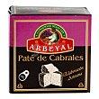 Paté cabrales arbeyal p.bruto:135grs 100 g Consevas Agromar