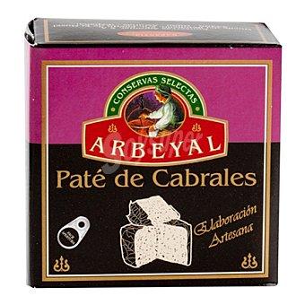 Consevas Agromar Paté cabrales arbeyal p.bruto:135grs 100 g