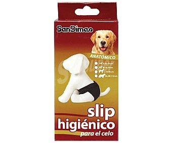San Dimas Braga slip higiénica para perros de talla Small, para el celo 1 ud