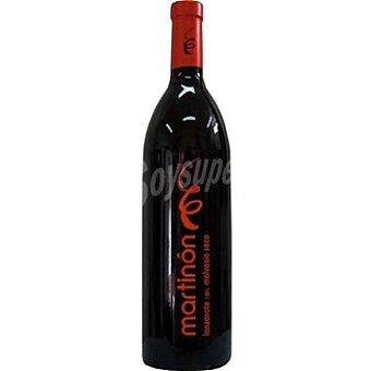 MARTINON Vino blanco malvasía seco Lanzarote Botella 75 cl
