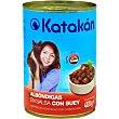 albóndigas en salsa con buey para gatos adultos envase 400 g KATAKÁN