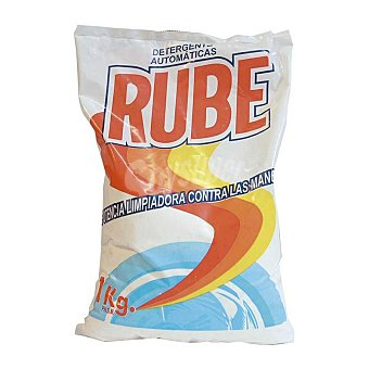 RUBE Detergente en polvo Bolsa de 1 Kilogramo