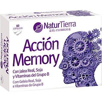 NaturTierra Acción Memory con cartílago de tiburón Envase 240 g