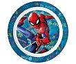 Plato infantil apto para microondas con diseño de Spiderman, marvel.  Spiderman Marvel
