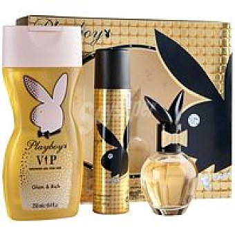 Playboy Fragrances Colonia para mujer Vip 50 ml