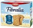 Galletas 5 cereales con fibra de salvado de trigo Caja 500 g Cuetara fibralia