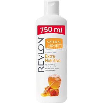 Natural Honey Gel de Baño Ducha Miel 750ml