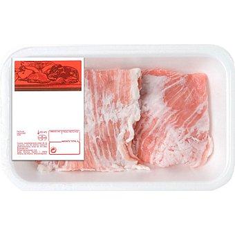 MONTAÑES Secretos de cerdo blanco bandeja 450 g peso aproximado Bandeja 450 g