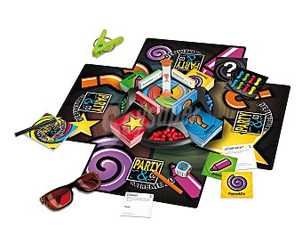 Diset El Auténtico Juego Multiprueba, 4 Categorías y 12 Pruebas Distintas 1 Unidad