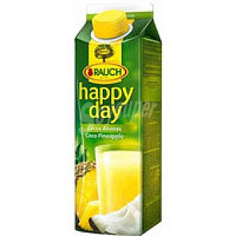 Rauch happy day Zumo de coco-ananas Brik 1 litro