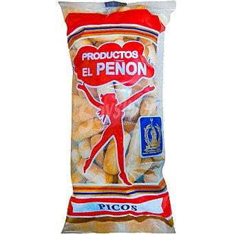 El Peñon Picos de pan bolsa 200 g Bolsa 200 g