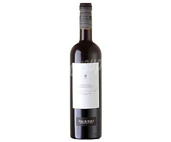 HEREDAD TORRESANO Vino tinto crianza tempranillo con denominación de origen Madrid botella de 75 centilitros