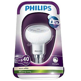 Philips Bombilla R50 led 4W/40W E14 cálida 1 ud