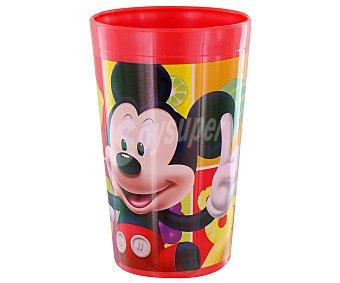 Disney Vaso apilable modelo Fruits con ilustraciones de Mickey Mouse, 270 mililitros, fabricado en polipropileno 1 Unidad
