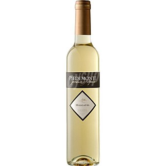 Piedemonte Vino dulce moscatel Botella 50 cl