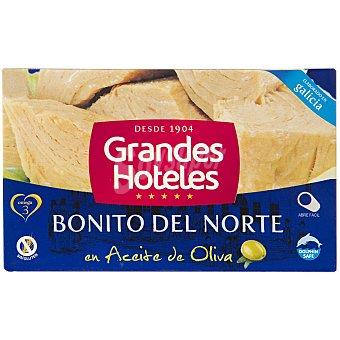 Grandes hoteles Bonito en aceite de oliva Lata 72 gr