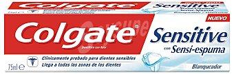 Colgate Sensitive Pasta de dientes sensitive blanqueador Tubo 75 ml