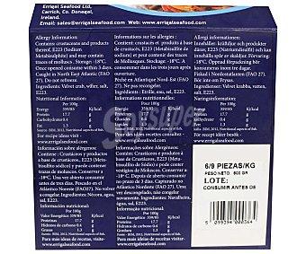 Donegal Nécora Cocida 5/10 Piezas 800 Gramos
