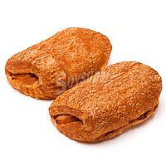 Eroski Napolitana jamon-queso 1u