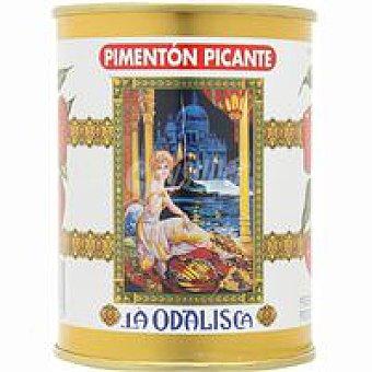 LA ODALISCA Pimentón picante especialísimo Lata 180 g