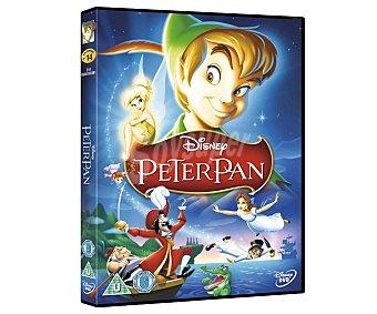 Disney Peter Pan edición especial 2012. Película en Dvd. Género: animación, infantil, familiar. Edad: +6 años
