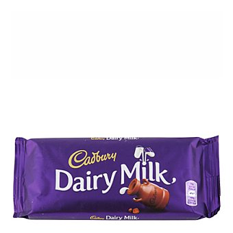 Cadbury Chocolate con leche Dairy Milk 120 g
