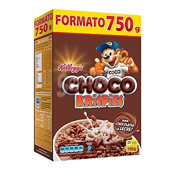 Choco Krispies Kellogg's Original: Arroz tostado con chocolate Choco Krispies 750 g