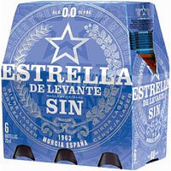 ESTR.LEV. S/ALC.6X0 Cerveza 25