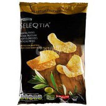 Eroski Seleqtia Patatas lisas Bolsa 150 g