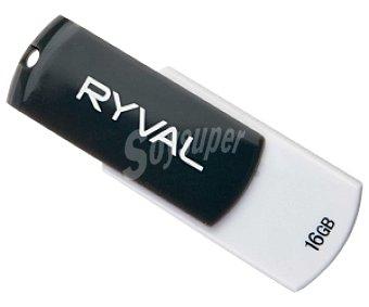 RYVAL Memoria USB Pendrive R360 16GB USB 2.0