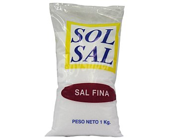 Sol sal Sal fina 1 kg