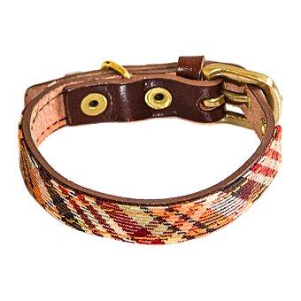 Be-two Collar para perro color naranja talla XS 1 unidad