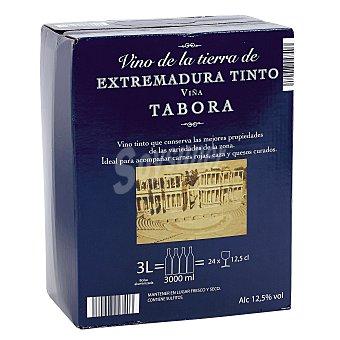 Tierra de Castilla Viña tabora vino tinto de la bag in box 3 lt