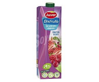 Juver Disfruta Néctar de frutos rojos 1 l