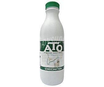 Ato Ato Leche UHT Semidesnatada Botella 1500 ml