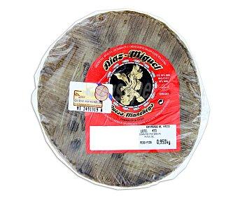 DÍAZ MIGUEL Queso de oveja Manchego mini 1000 gramos aproximados