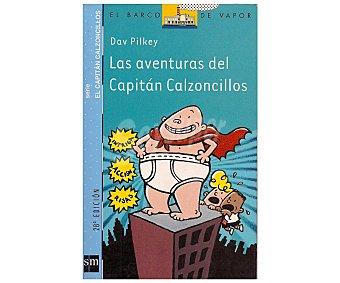 SM C.C. Las aventuras del capitán calzoncillos 1 Unidad