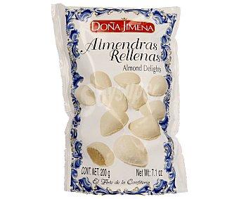 Doña Jimena Almendras rellenas 250 gramos