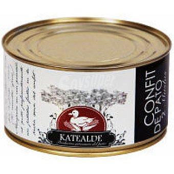 Katealdo Confit 2 muslos Lata 800 g