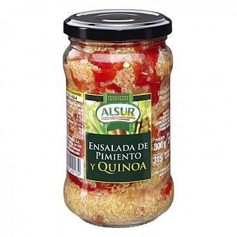 Alsur Ensalada de pimiento y quinoa 300 G 300 g
