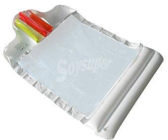 EURASPA Colchoneta hinchable, medida de 140x80 centímetros y recomendada para niños de + 4 años 1 unidad