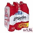 Agua mineral Pack de 6 uds.x 1,5 l Lanjarón