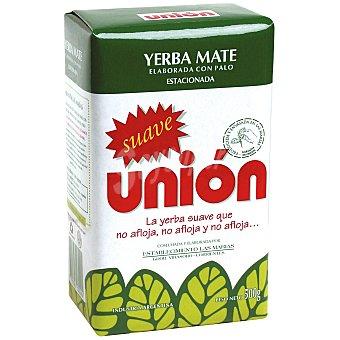 Unión Yerba mate suave con palo 500 g