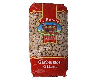 El potaje Garbanzos blancos 1 kg