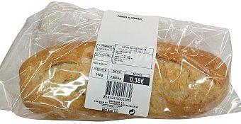 Mercadona Pan bocadillo rústico (venta por unidades) 1 unidad 120 gramos