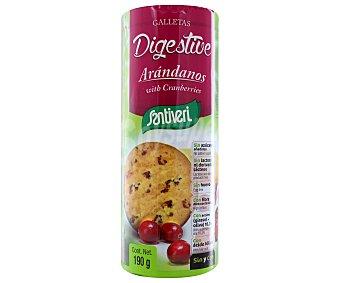 Santiveri Digestive con arándanos Paquete 190 g